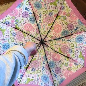 Coach brand umbrella